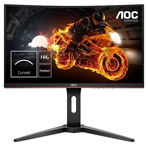 "AOC C24G1 – Monitor Gaming Curvo de 24"""