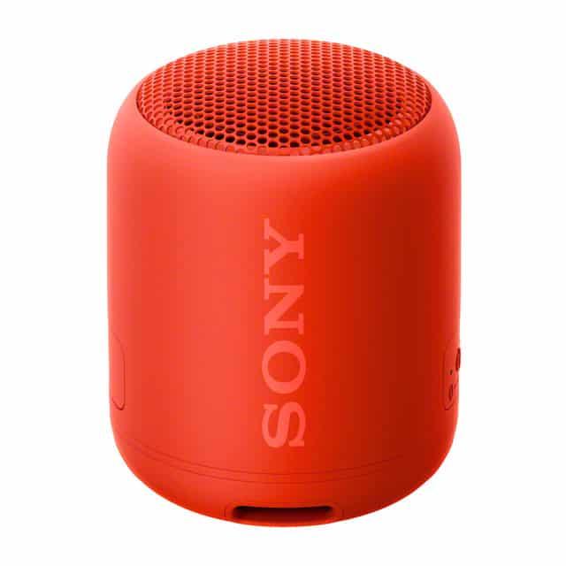 Altavoz inalámbrico Sony SRS-XB12 – Color rojo