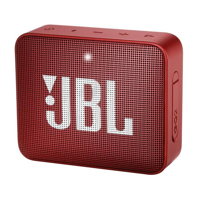 Altavoz portátil JBL GO2 – Color rojo