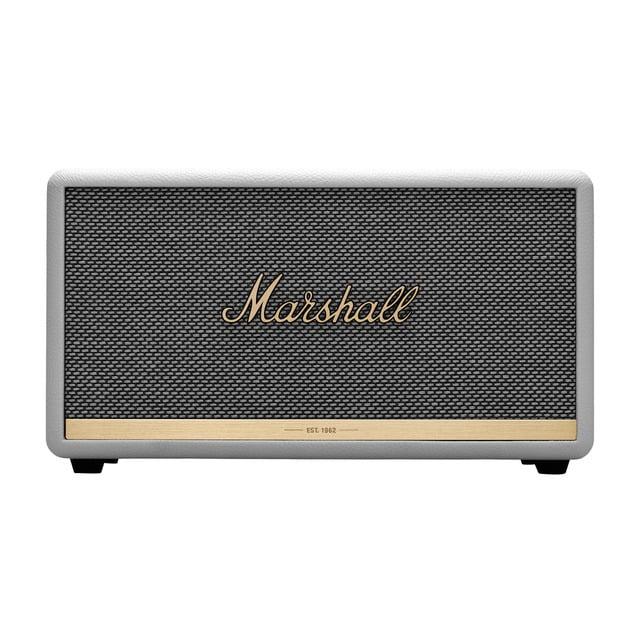 Altavoz portátil Marshall Stanmore BT II – Color blanco