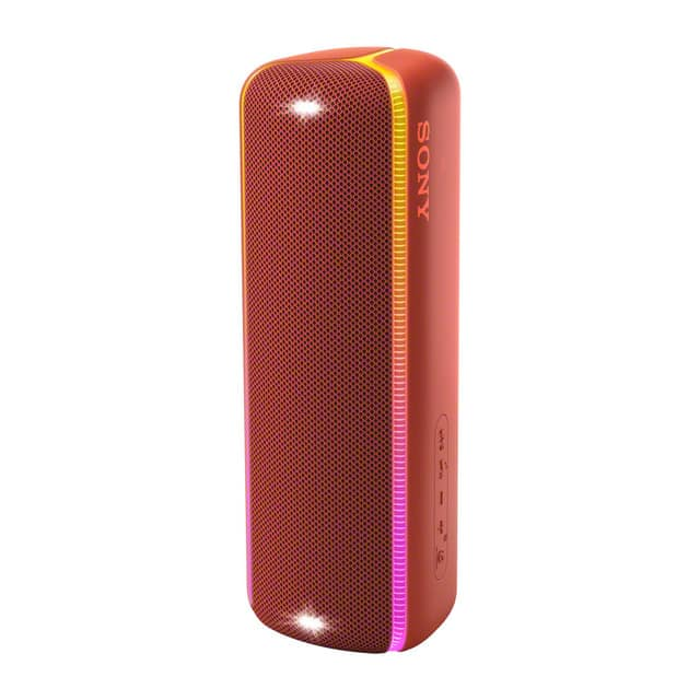 Altavoz portátil Sony SRS-XB32 – Color rojo
