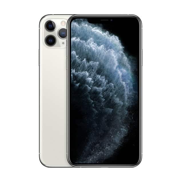 Apple iPhone 11 Pro Max 64GB – Color plata