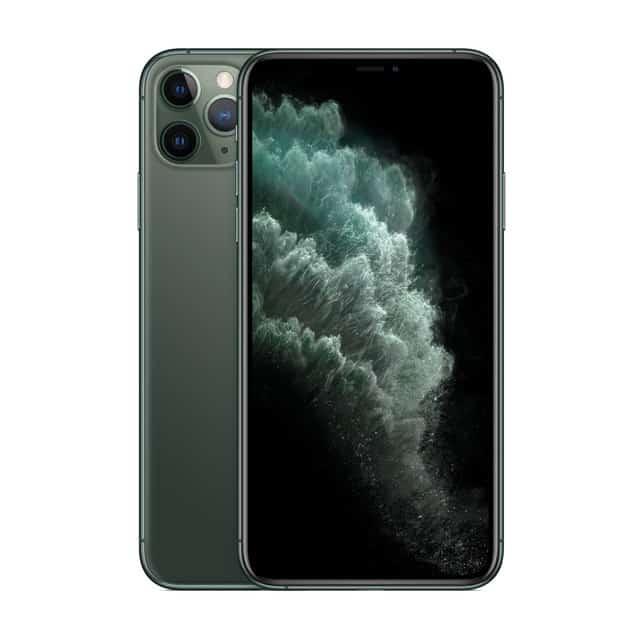 Apple iPhone 11 Pro Max 64GB – Color verde noche