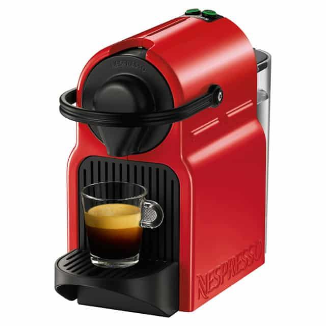 Cafetera espresso automática Krups Inissia XN1005