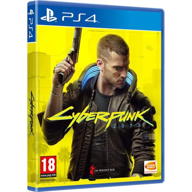 Cyberpunk 2077 Edición Day One – PS4