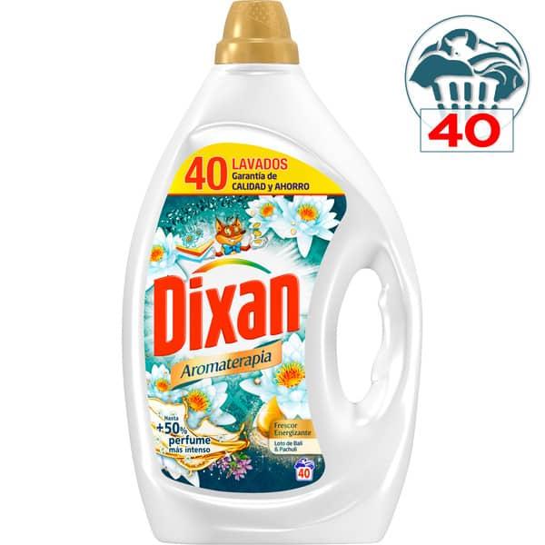 Detergente DIXAN Frescor Energizante – 40 lavados