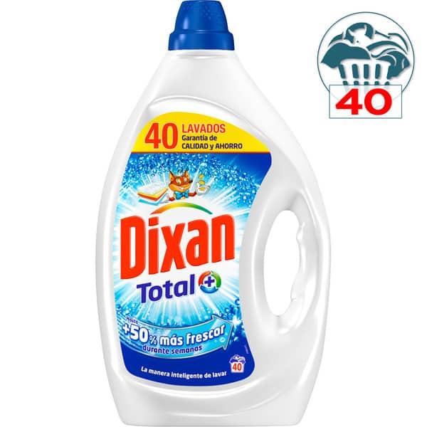 Detergente DIXAN Total – 40 lavados