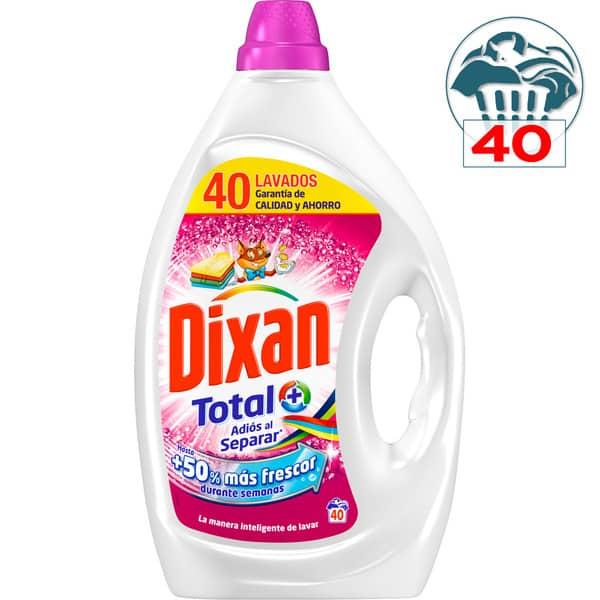 Detergente DIXAN Total Adiós al Separar – 40 lavados