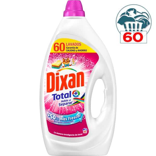 Detergente DIXAN Total Adiós al Separar – 60 lavados