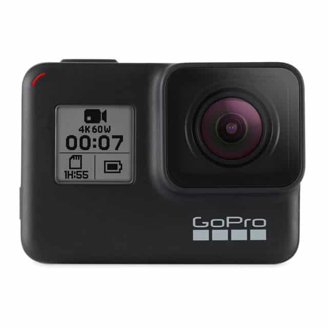 GoPro Hero 7 – Negro