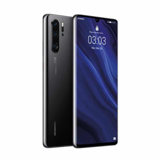 Huawei P30 Pro 8GB + 128GB – Negro