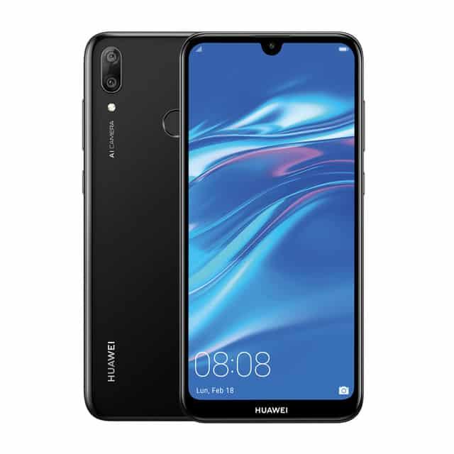 Huawei Y7 2019 3GB+32GB DS – Negro