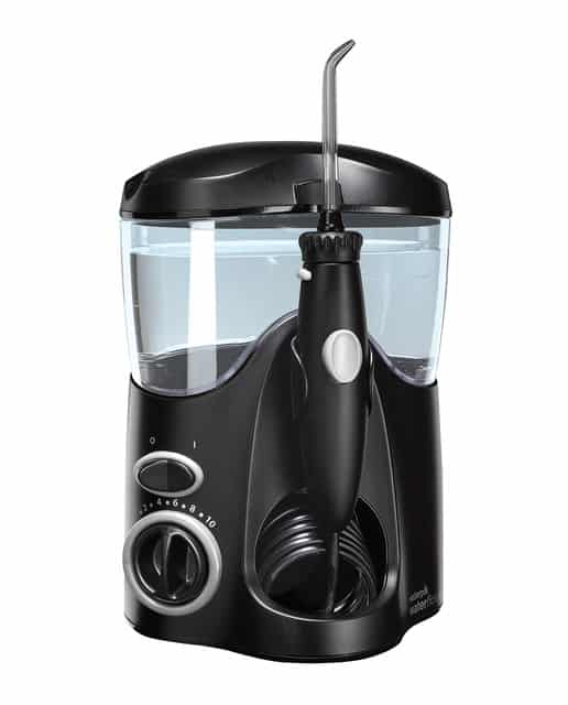Irrigador Dental WP100 Waterpik – Color negro mate