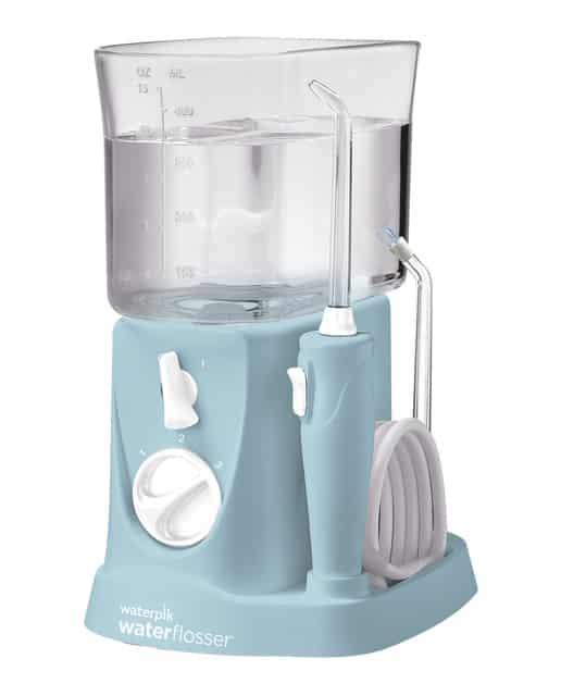 Irrigador Dental WaterpikTraveler WP-300 Waterpik – Color azul
