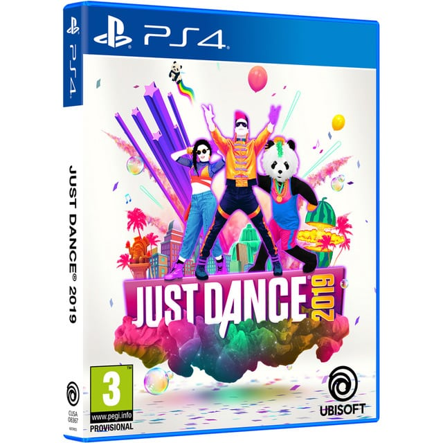 Just Dance 2019 – PS4