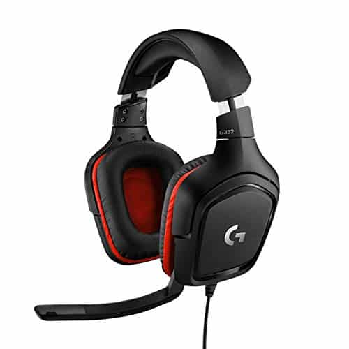 Logitech G332 Auriculares Gaming con Cable,