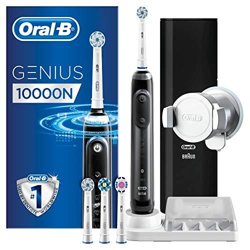 Oral-B Genius 10000N Sensi Ultrathin – Color negro