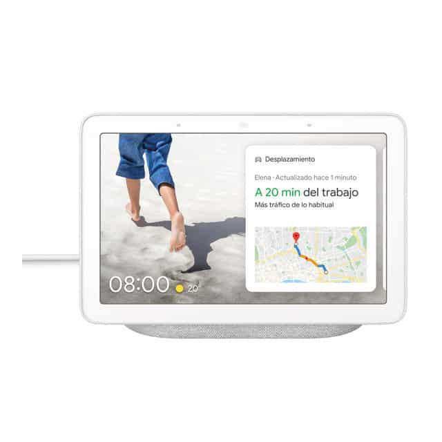Pantalla inteligente Google Nest Hub – Tiza
