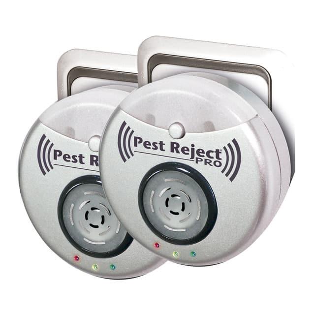 Pest Reject Pro, ahuyentador de insectos y ahora de plagas voladoras (2 unidades)