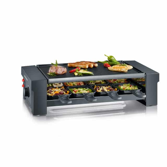 Pizza-Raclette Grill Severin RG 2687