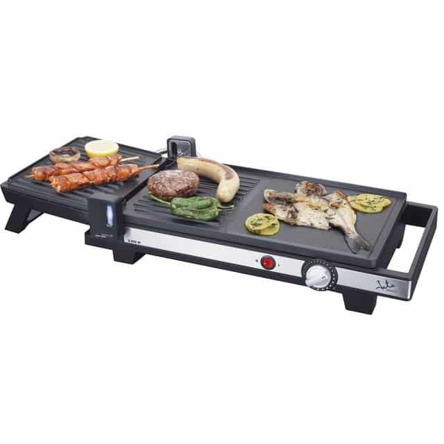 Plancha de asar y grill Jata Gr269