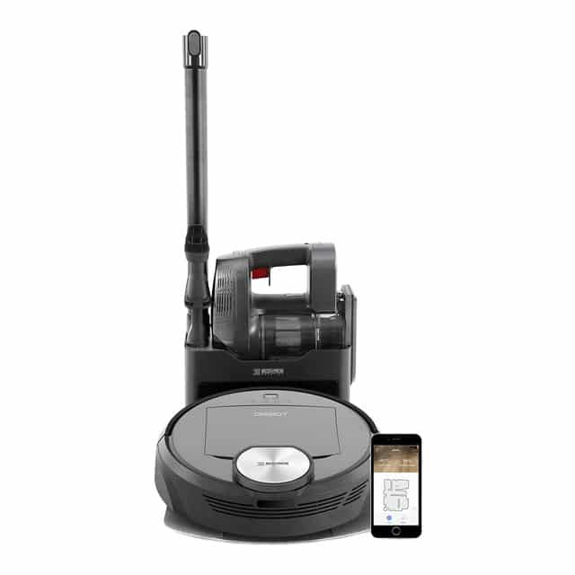 Robot aspirador Ecovacs Deebot R98