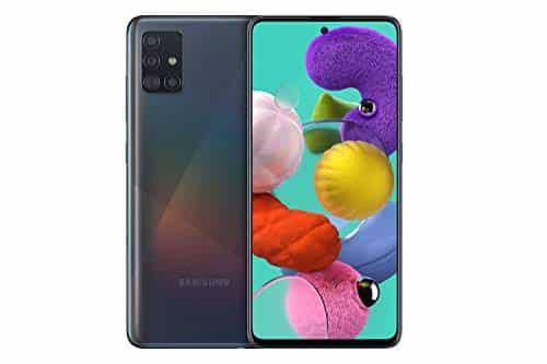 Samsung Galaxy A51 – Negro
