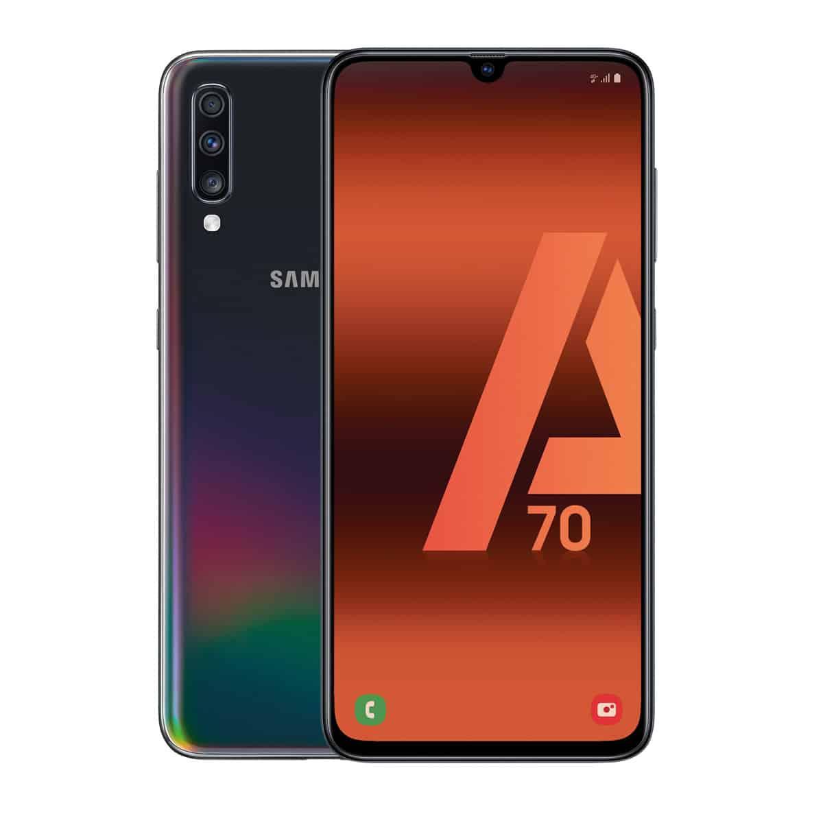 Samsung Galaxy A70 6GB 128GB – Negro