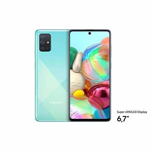 Samsung Galaxy A71 – Azul