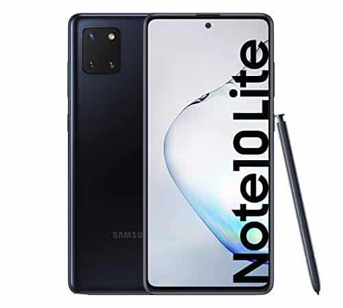 Samsung Galaxy Note 10 Lite – Negro