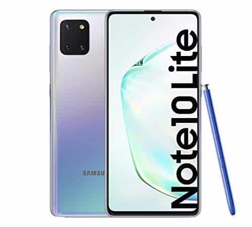 Samsung Galaxy Note 10 Lite – Plata