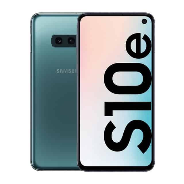 Samsung Galaxy S10e 128+6GB – Verde
