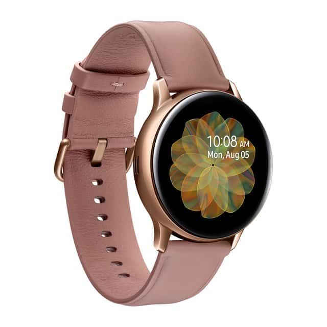 Samsung Galaxy Watch Active 2 Bluetooth 40 mm – Oro Rosa