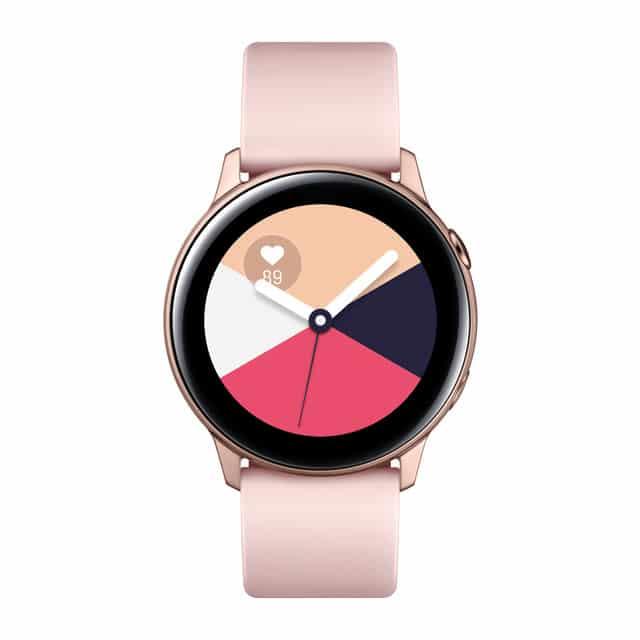 Samsung Galaxy Watch Active 40 mm – Oro Rosa