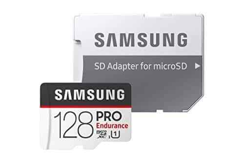 Samsung Pro Endurance de 128GB
