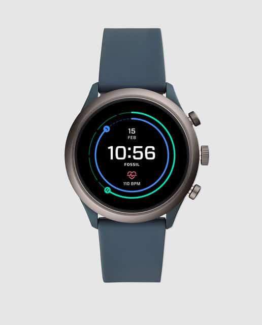 Smartwatch Fossil Sport FTW4021 4ª Generación – Azul