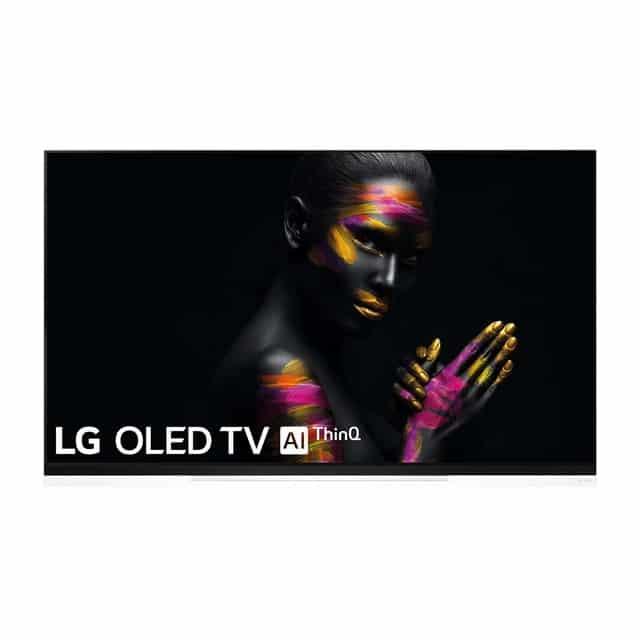 TV OLED 139 cm (55″) LG OLED55E9 4K, HDR Smart TV con Inteligencia Artificial (IA)