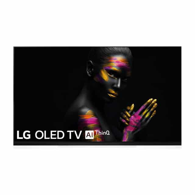 TV OLED 164 cm (65″) LG OLED65E9 4K, HDR Smart TV con Inteligencia Artificial (IA)