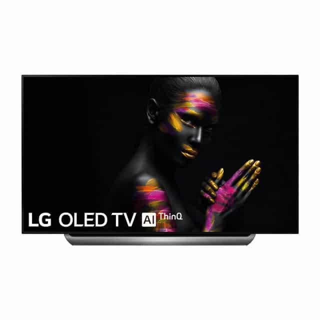 TV OLED 195 cm (77″) LG OLED77C9 4K