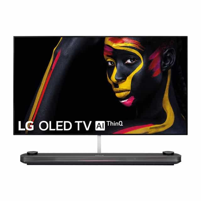 TV OLED 195 cm (77″) LG OLED77W9 4K, HDR Smart TV con Inteligencia Artificial (IA)