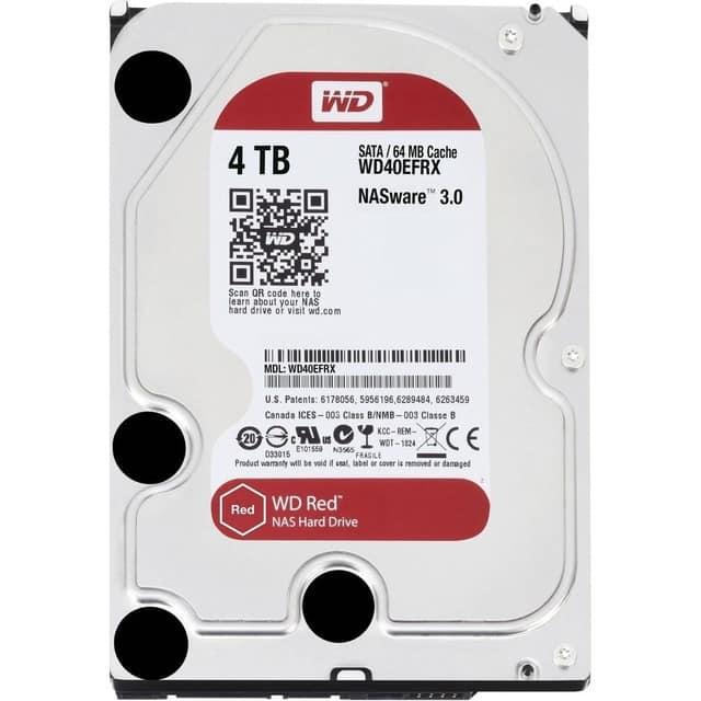 Western Digital Red 4TB SATA III