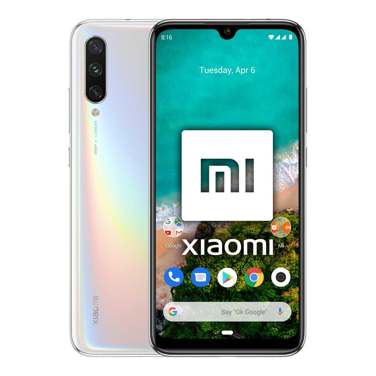 Xiaomi Mi A3 4GB + 128GB Blanco