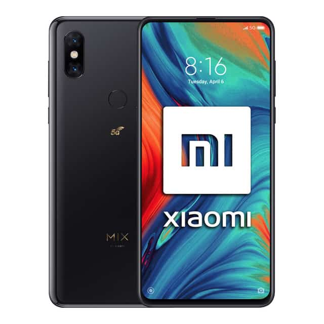 Xiaomi Mi Mix 3 5G 6GB + 128GB – Color Onyx Black