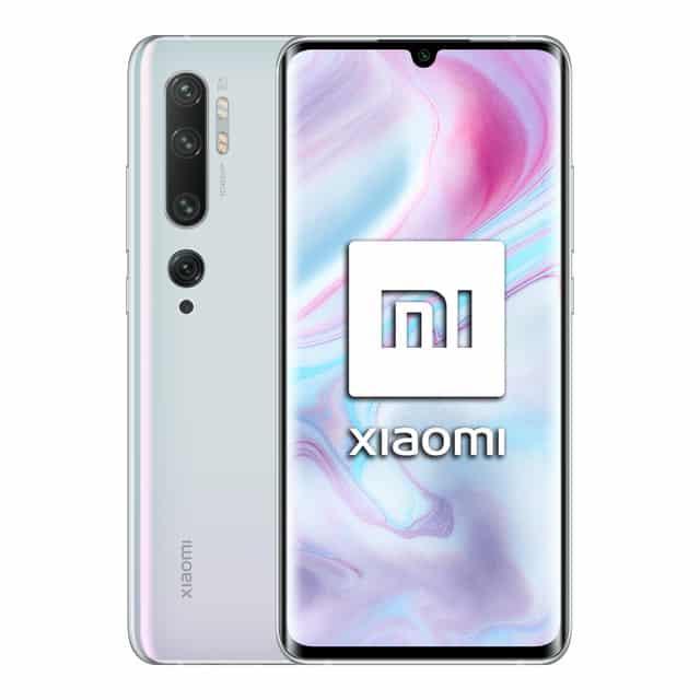 Xiaomi Mi Note 10 128GB – Glacier White