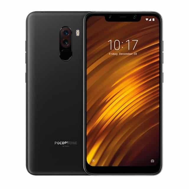 Xiaomi Pocophone F1 6 GB + 128 GB – Color negro grafito