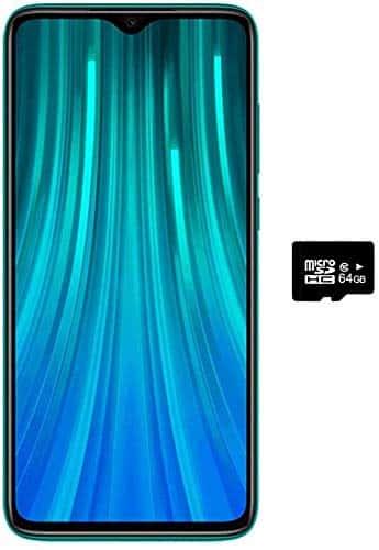 Xiaomi Redmi Note 8 Pro 6GB 128GB – Color verde