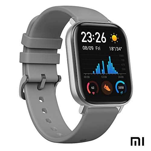 Xiaomi Smartwatch Amazfit GTS – Color Gris