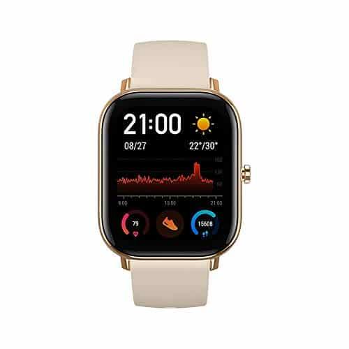 Xiaomi Smartwatch Amazfit GTS – Color dorado