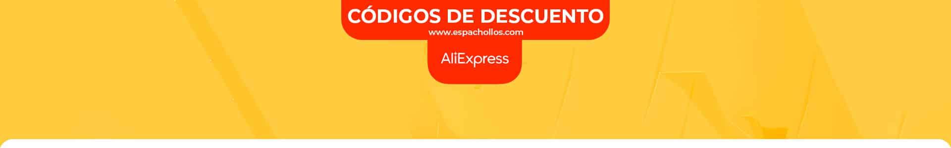 Cupones de descuento Aliexpress actualizados