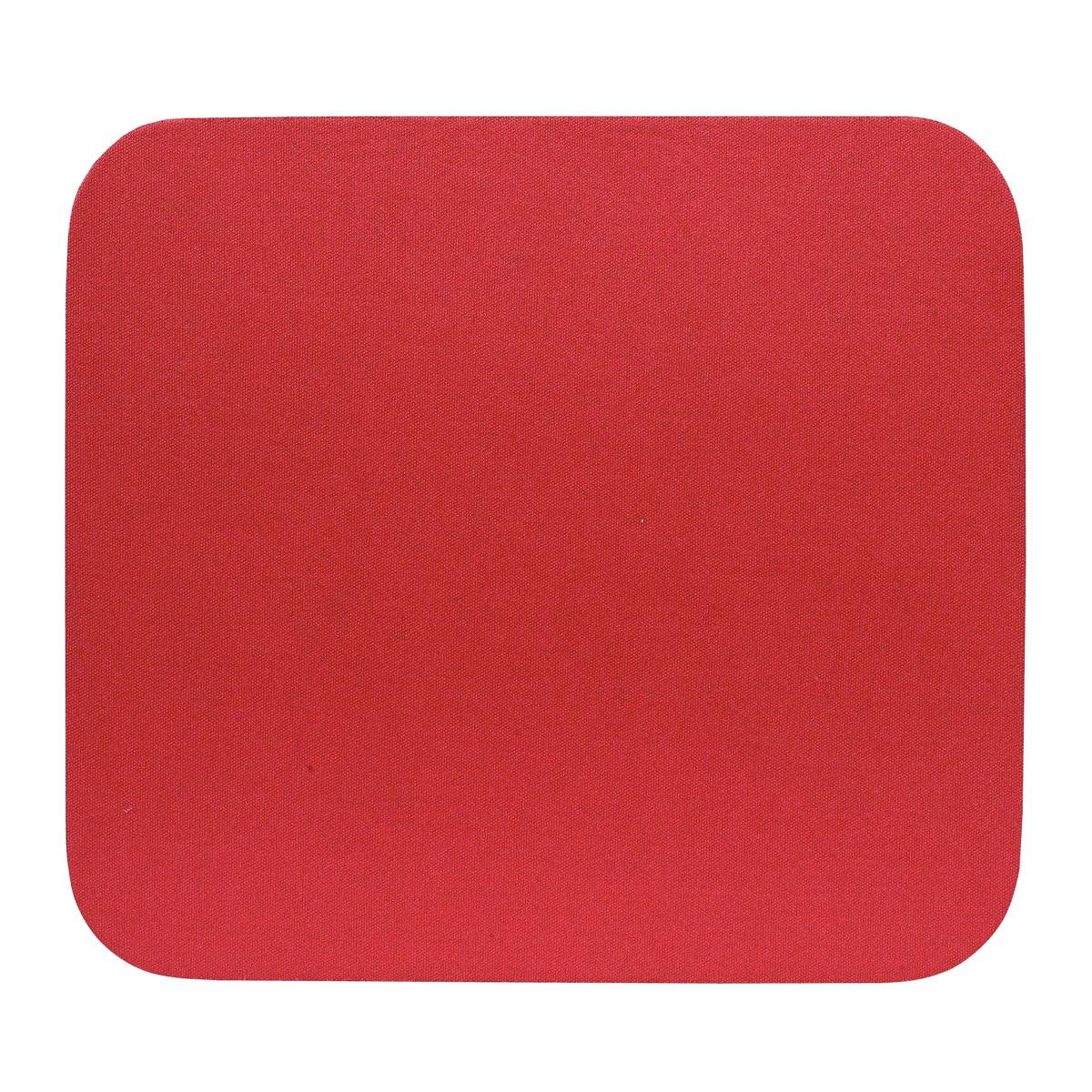 Alfombrilla para ratón estándar Fellowes roja